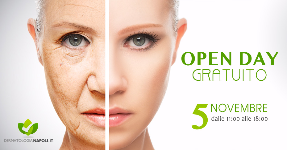 Dermatologo Napoli - open day Microdermoabrasione