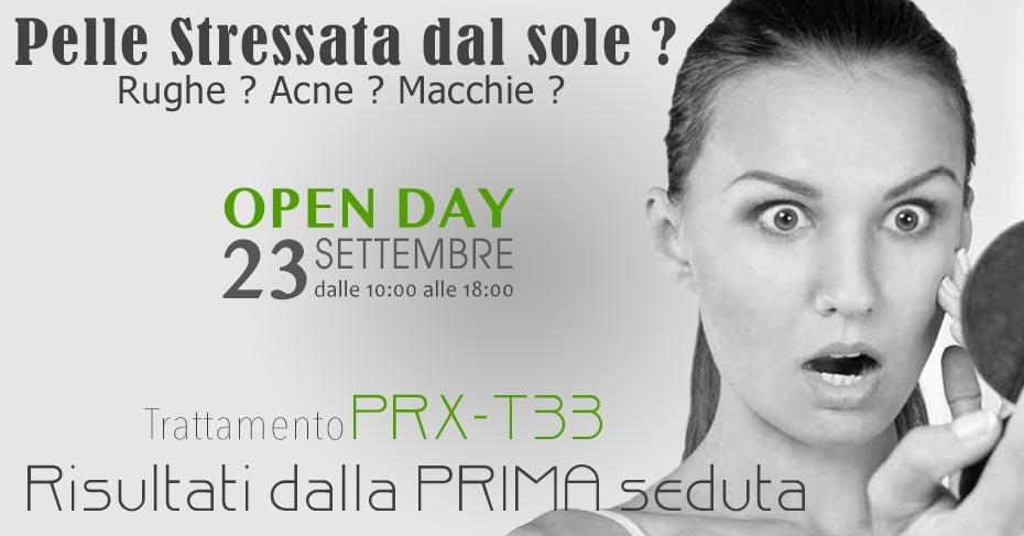 Dermatologo Napoli - 27 ottobre 17 - open day biorivitalizzazione